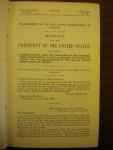U.S. Senate, editor, Senate Documents Vol. 8, 56th Congress 1st Session, 1899-1900 (Washington, D.C.: U.S. Government, n.d.), 8: Doc. 68, p 1.