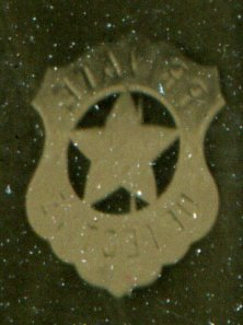 Jack Gooch private detective badge cropped and enhanced