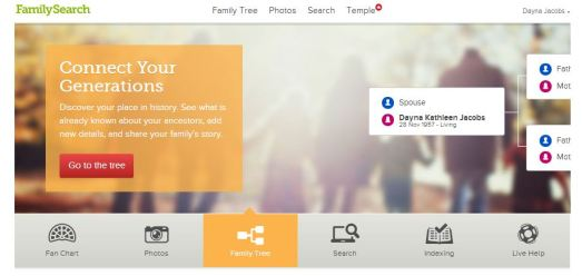 Create a Family Tree on FamilySearch.org