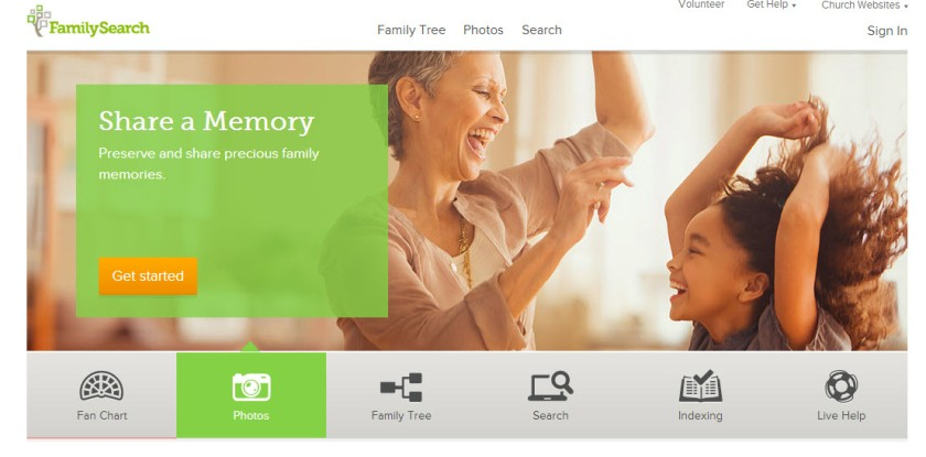 Familysearch 1