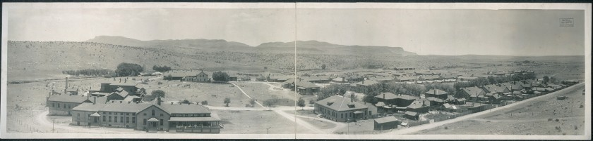 Fort Bayard, New Mexico, Library of Congress Prints, c. 1909, Wikipedia Commons,http://commons.wikimedia.org/wiki/File:Fort_Bayard_New_Mexico.jpg