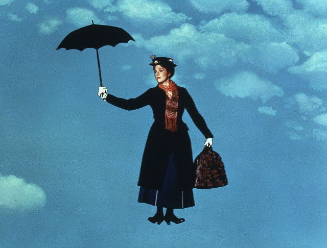 Mary Poppins, practically perfect in every way