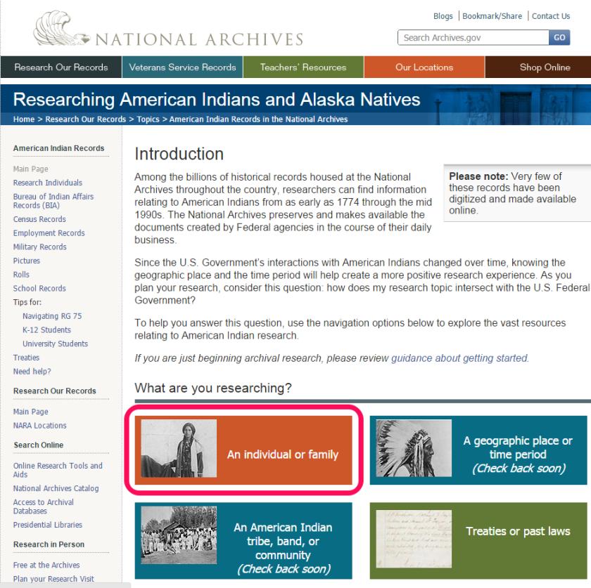 NARA Indian records 5