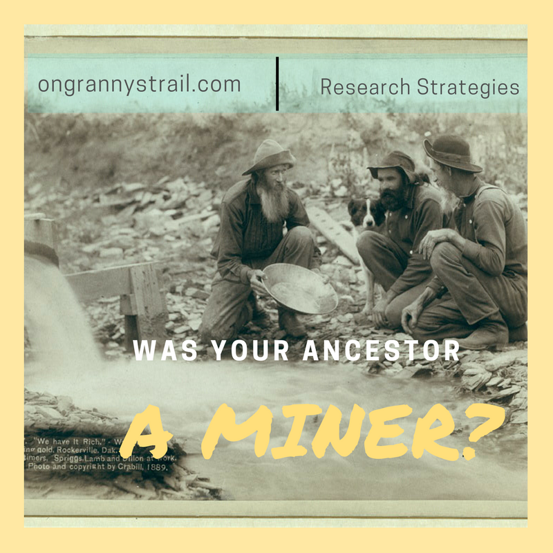 Was your ancestor a miner- (1)